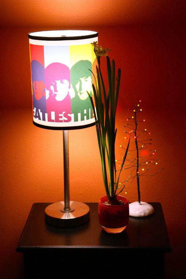 beatleslamp
